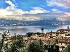 Castelletto Di Brenzone Lago Di Garda taken in 4/2013