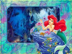 Princess Ariel - Disney Princess Wallpaper (6398381) - Fanpop