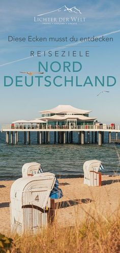 20 Reiseziele in Norddeutschland, die du nicht verpassen darfst  #ostsee #nordsee #niedersachsen #norddeutschland #reisen