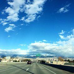 #highway #hills #sunny #cloudy #feelfree ma non sembrano le colline della profonda Calabria?