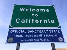 A Sanctuary State! What a shame! Felons, illegals, welfare, religious extremists are treated better than our veterans.
