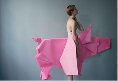 Sophie Delaporte for Comme Des Garçons' Idomenee Book