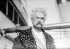 Mark Twain Was not a fan of the Mona Lisa