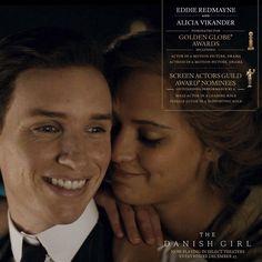 "Eddie Redmayne & Alicia Vikander - ""The Danish girl"" (2015)"