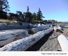 Piper's Lagoon Beach Nanaimo,BC