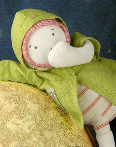 Koko La Lune Doll  Moulin Roty $39. Adorable little dolls for baby!
