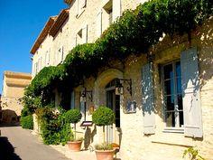 Hotel Crillon le Brave in Provence
