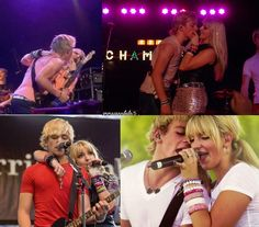 Ross and Rydel the closest family members :)