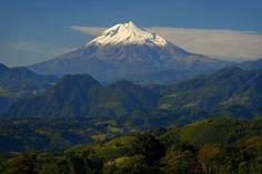 """Pico de Orizaba o Citlaltépetl Puebla - Veracruz """"La montaña mas alta de #México"""""""