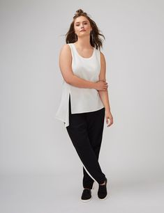 Side-Zip Jogger (original price, $29.98) available at #Maurices