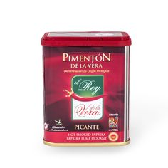 Pimentón De La Vera Hot Smoked Paprika – Shop Andrew Zimmern