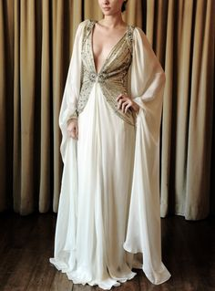 What Margaery would have worn to marry Renly, Temperly London