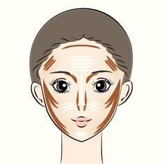 今、韓国で人気を集めているのが「スティックコスメ」を使った修正メイク。シェーディングやハイライトを肌に直接描いて、超3D小顔を作り上げるんです!ここではそんなスティックコスメを使って、簡単に小顔を作る方法をご紹介します。