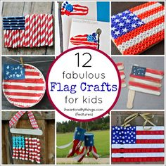Now that the school year is wrapping up and summer is upon us, we will be gearing up for the Fourth of July holiday soon! I love all of the red, white and blue decor and how we get to spend the holiday with our extended family each year. With the warmer temperatures, it's the perfect opportunity to get crafty with the little ones indoors by making <em class=short_underline>  patriotic crafts </em>. If you are looking for some...