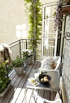 City Balcony...