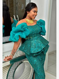 Lace Blouse Styles, Nigerian Lace Styles Dress, African Party Dresses, African Lace Styles, Lace Dress Styles, African Fashion Ankara, Latest African Fashion Dresses, African Dresses For Women, African Attire