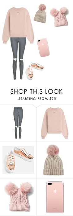 """Christmas 2016"" by erin-thomasxxx on Polyvore featuring Topshop, Off-White, Jocelyn and Gap"