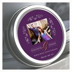 Personalized Tin Mints - Simply Elegant