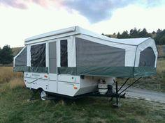 2007 Rockwood tent trlr 9/2014