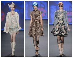 Crafty Lady Abby: NYC FASHION WEEK: Anna Sui