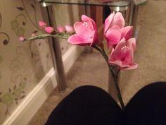 How to Make Icing Freesia Flowers