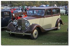 1938 Rolls-Royce Wraith 6-light Saloon coachwork by Hooper