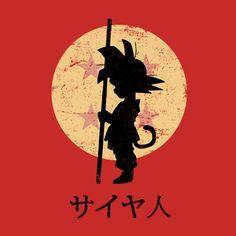 Son Goku T-Shirt - por ddjvigo
