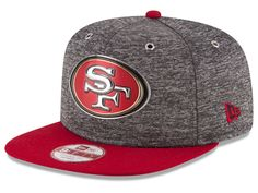 San Francisco 49ers New Era 2016 NFL Draft 9FIFTY Original Fit Snapback Cap 25fba379d