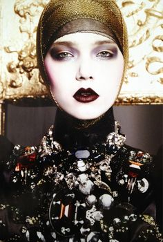 Photo by Ben Hassett for Vogue Italia 2012