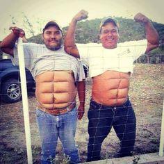 DIY six pack abs?