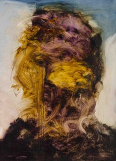Johan Van Mullem - P14057, 2014 - Ink on kapa board. - 140 x 100 cm