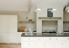 Shaker Kitchens - deVOL Kitchens   Handmade English Furniture