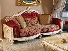 King Furniture, Royal Furniture, Furniture Board, Vintage Furniture, Luxury Sofa, Luxury Living, Living Room Sets, Living Room Decor, Royal Sofa