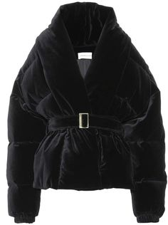 Shop Quilted velvet jacket presented at one of the world's leading online stores for luxury fashion. Duck Down Jacket, Down Vest, Down Parka, Alexandre Vauthier, Velvet Jacket, Fur Jacket, Leather Jacket, Moncler, Burberry Quilted Jacket