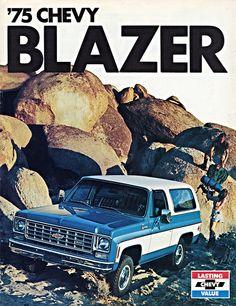 97chevyblazer2dg 382230 chevrolet throughout history 1975 chevrolet blazer by aldenjewell sciox Gallery
