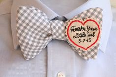 Bow Tie Patch. Father of the Bride. Father of the by sewhappygirls