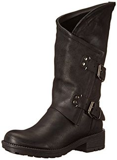 Coolway Women s Alida Motorcycle Boot 7bd70bc741c2