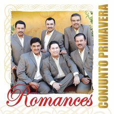 Conjunto Primavera - Romances