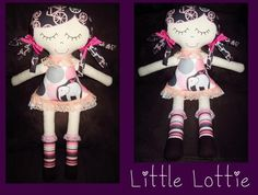 """Introducing """"Little Lottie"""" I just love her!"""
