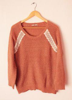 Kup mój przedmiot na #vintedpl http://www.vinted.pl/damska-odziez/bluzy-i-swetry-inne/12605272-sweter-pudrowy-roz-m-tu-jak-hm-sliczny