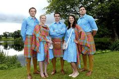 """Do you think the Scottish athletes should win """"the best uniforms"""" event at the 2014 Commonwealth Games? #BringItOn #glasgow2014 #deniliquin"""