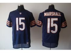 21 Best nike nfl chicago bears  15 brandon marshall blue Elite ... 0a9a29520