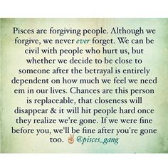 Pisces. ..love this