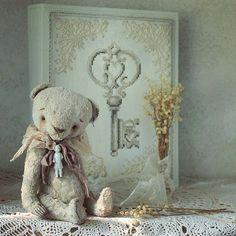 До свидания, лето! ♡ yuyu_by ♡ http://www.livemaster.ru/bearsbijou