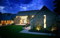 Inside one of Britain's most stunning eco-friendly homes.