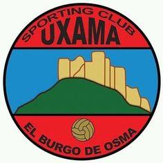 SC Uxama (El Burgo de Osma, Castilla y León, España) #SCUxama #ElBurgodeOsma #Castilla #Leon (L19261)