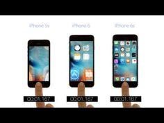 Velocidade de reacção aos modelos de iOS com Touch ID [Teste] | O futuro é Mac
