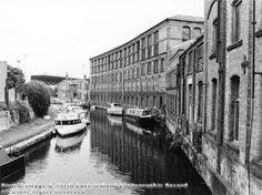 Turney Brothers Leather Works, Trent Bridge, Nottingham, 1981