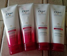 Dove Advanced Regenerative Nourishment Shampoo & Conditioner 8.45 fl oz (4 pk) #Dove