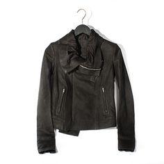 Rick Owens: The Biker Jacket